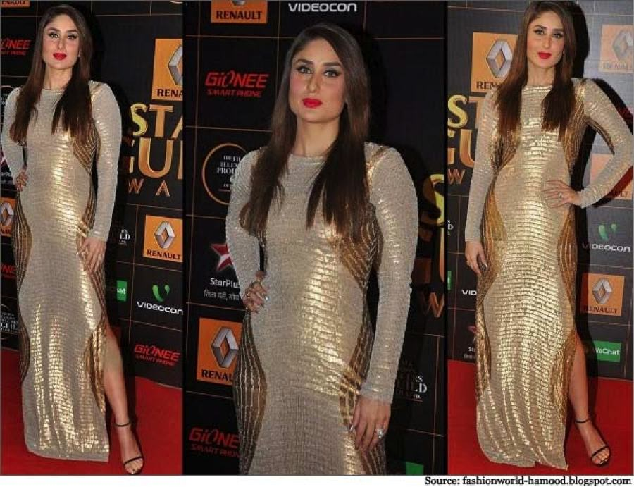 kareena-kapoor-gold-gown